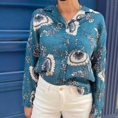 NOUVELLE COLLECTION ÉTÉ 2021🤩 - Chemise @zygaparis   #fashion #mode #rennesmaville #commerçant #bloggerstyle #boutiquemode #lookdujour #lookoftheday #inspiration #ootd #outfit #chemise #fantaisie #bleu #ivroire #lin #matieresnaturelles #zyga #nouvellecollection #carrerennais #printemps2021 #ete2021